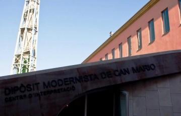 Centre d'interpretació de la torre modernista de Can Mario. Arxiu d'imatges del Museu del Suro.